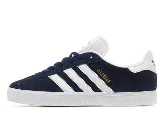autumn shoes online for sale united kingdom Adidas Gazelle Azul Oscuro