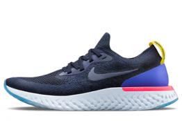 Nike Epic React Flyknit Azul Marino