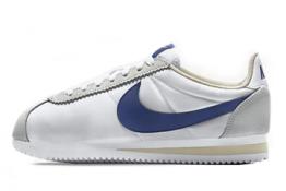Nike Cortez Classic Blancas y Azules