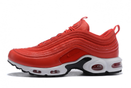 Nike Air Max 97 Plus Rojas