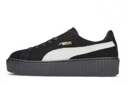 Puma Creeper Negras y Blancas