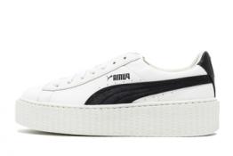 Puma Creeper Blancas y Negras