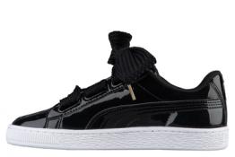 Puma Basket piel Negra