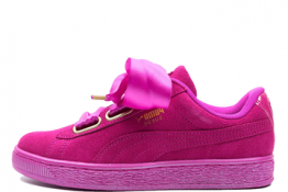 Puma Basket Rosas
