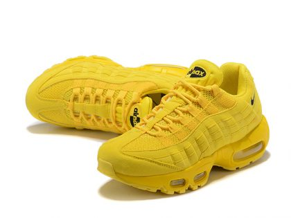 nike air max 95 amarillas