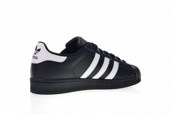 adidas superstar negras y blancas