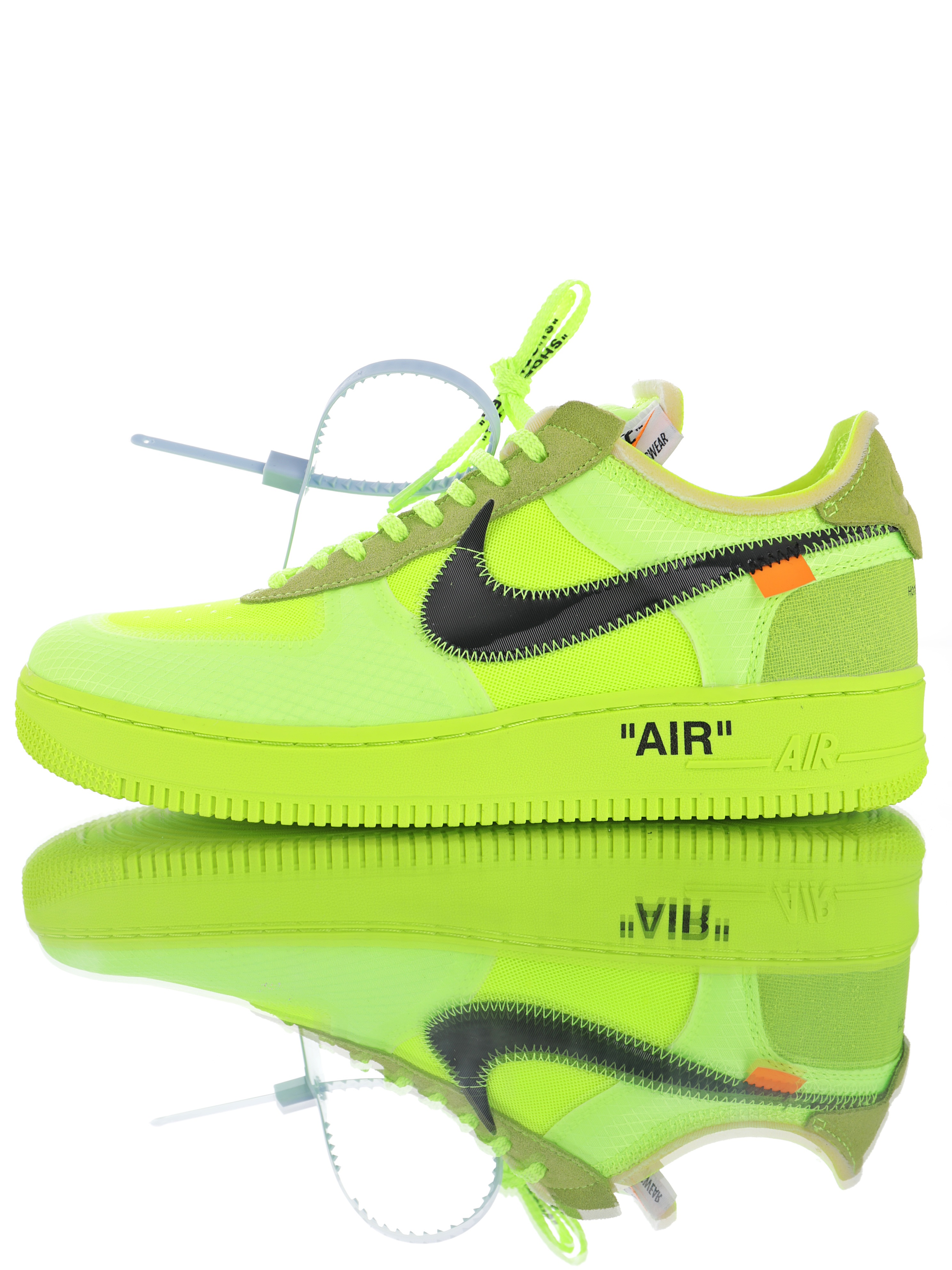 nike air force x off white blancas