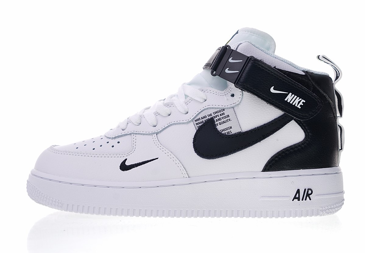 air force 1 negras altas